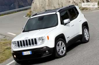 Jeep Renegade 1.4 АТ (160 л.с.) AWD Limited 2016