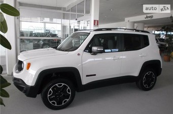 Jeep Renegade 2.0D АТ (170 л.с.) Trailhawk 2016