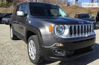 Jeep Renegade 1.4 АТ (140 л.с.) Limited Multi Air 2016