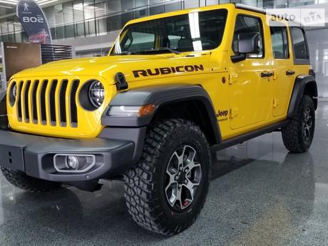 Jeep Wrangler 2021