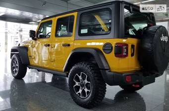 Jeep Wrangler 2021 Rubicon