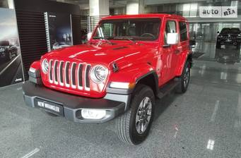 Jeep Wrangler 3D 2.0i AT (272 л.с.) AWD 2021