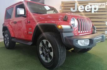 Jeep Wrangler 2021 Sahara