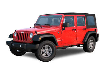 Jeep Wrangler 5D 2.8TD AT (200 л.с.) Rubicon 2017