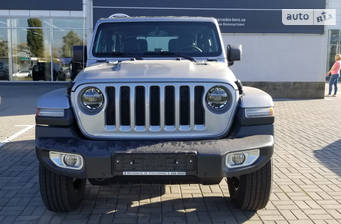 Jeep Wrangler Unlimited 2.0i AT (272 л.с.) AWD 2021