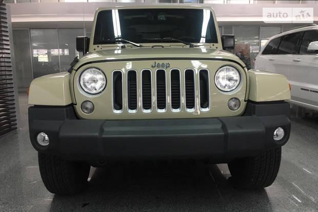 Jeep Wrangler Individual