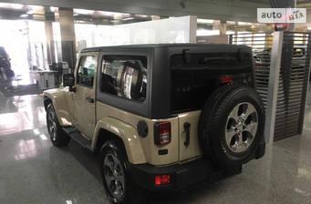 Jeep Wrangler 2017 Individual