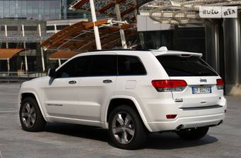 Jeep Grand Cherokee 6.2 TrackHawk AT (707 л.с.) AWD 2018