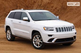 Jeep Grand Cherokee 6.4 AT (475 л.с.) AWD 2018