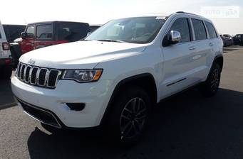 Jeep Grand Cherokee 2020 Limited