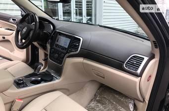 Jeep Grand Cherokee 2019 Overland