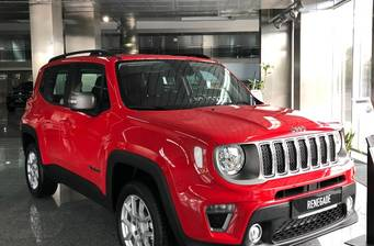 Jeep Renegade 1.4 АТ (160 л.с.)  2019