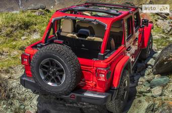 Jeep Wrangler Unlimited 2.0i AT (272 л.с.) AWD 2018