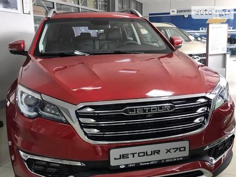 Jetour X70 2021