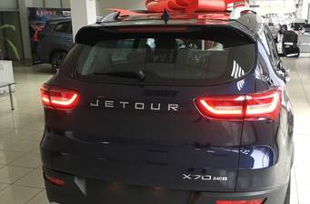 Jetour X70 2021 Luxury