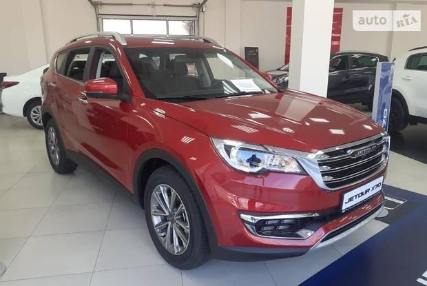 Jetour X70 Luxury