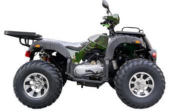 Jinling ATV  200 utilita 2018