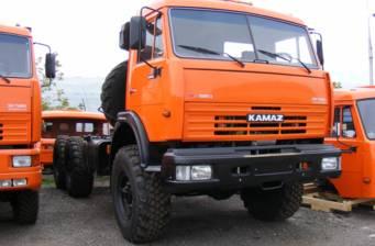КамАЗ 43118 1999-62 2016