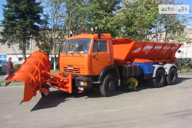 КамАЗ 53229