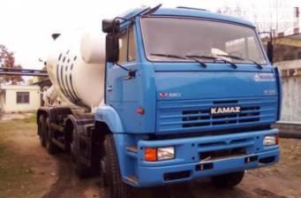 КамАЗ 58140Z АБС-10 Туймазы (Е-4) 2016