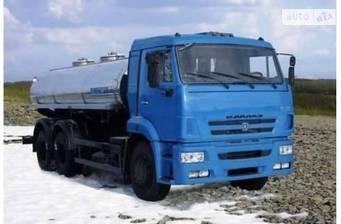 КамАЗ 65115 АЦПТ-13 (56774-21.10 ЛКП) 2016