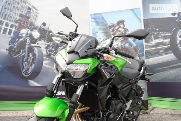 Kawasaki ER
