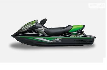 Kawasaki Jet Ski Ultra STX-15F 2018
