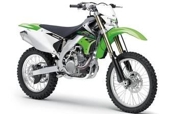 Kawasaki KLX 450R 2018