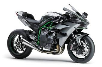 Kawasaki Ninja 2018 Carbon