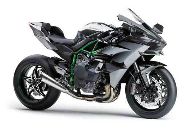 Kawasaki Ninja Carbon