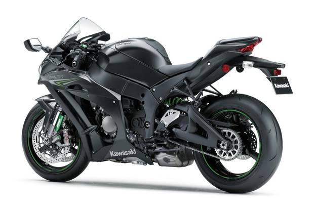 Kawasaki Ninja KRT Replica