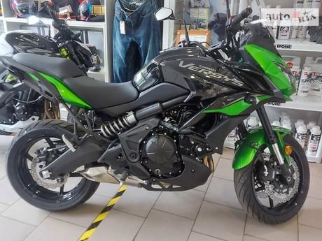 Kawasaki Versys 2021