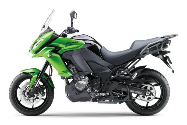 Kawasaki Versys Tourer Plus