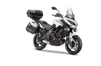 Kawasaki Versys KLE 650  2018