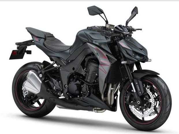 Kawasaki Z SX ABS