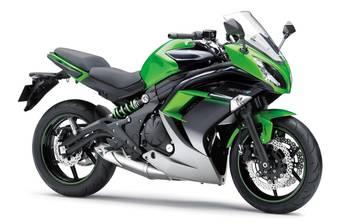 Kawasaki ER 6f ABS 2016