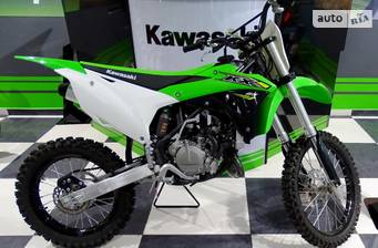 Kawasaki KX 2018