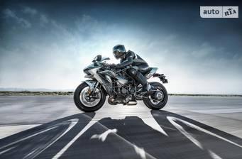 Kawasaki Ninja H2 2017