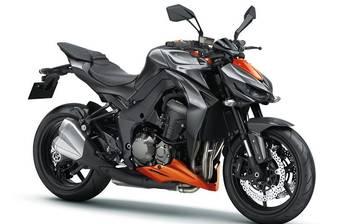 Kawasaki Z 1000  2017