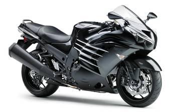 Kawasaki ZZR 1400 ABS 2018