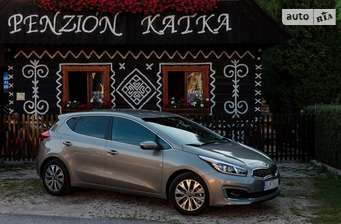 Kia Ceed JD 1.6D AT (136 л.с.) Business 2018