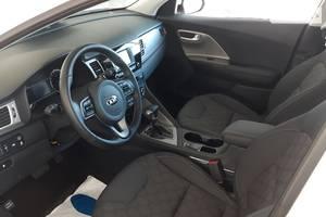 Kia Niro 1.6 DCT (141 л.с.) Comfort 2018