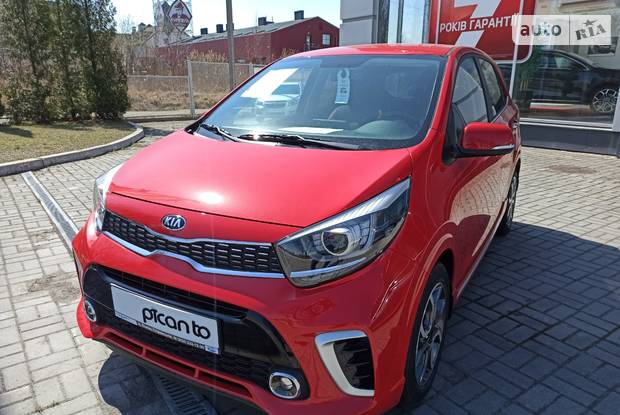 Kia Picanto GT-Line