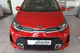 Kia Picanto 1.0 AT (67 л.с.) 2021