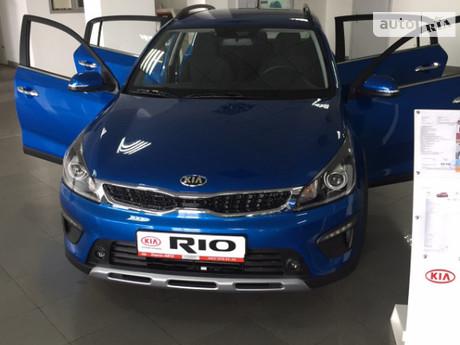 Kia Rio X-Line 2019
