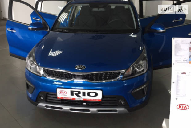 Kia Rio X-Line Business