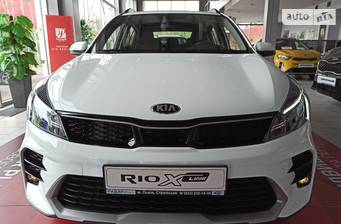 Kia Rio X 2021 Business