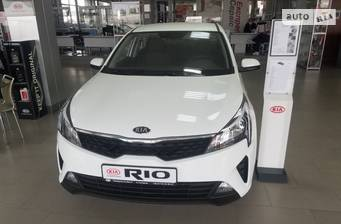 Kia Rio 1.6 MPi MT (123 л.с.) 2021