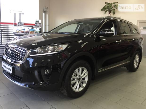 Kia Sorento Business