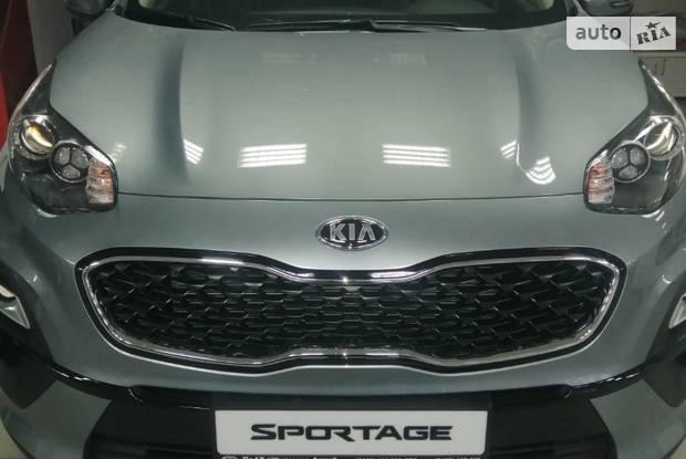 Kia Sportage Comfort+